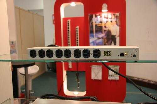 工業用遠端遙控插座